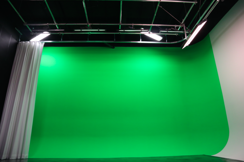 Green Screen Video Production Studio
